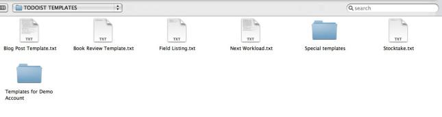 templates-txt-files